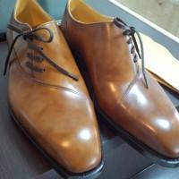 オーダー靴 サイドレース
